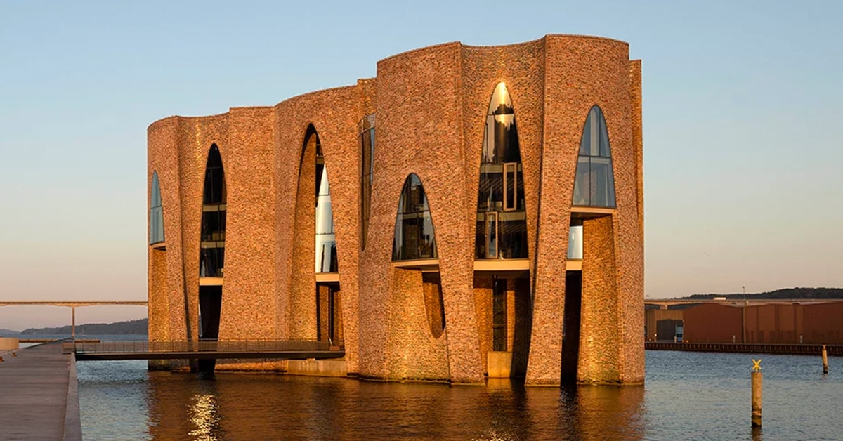 Olafur Eliasson Designs His First Building The Fjordenhus