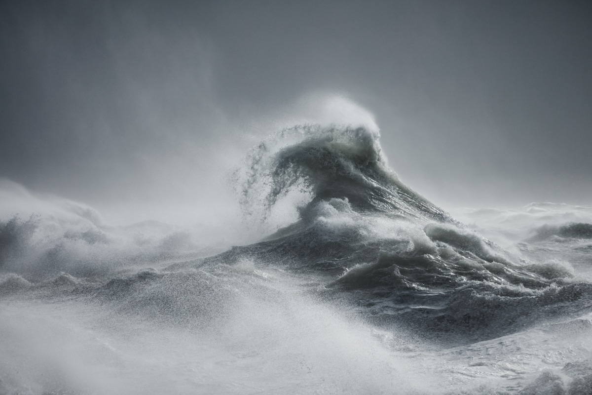 Wave Photography by Rachael Talibart