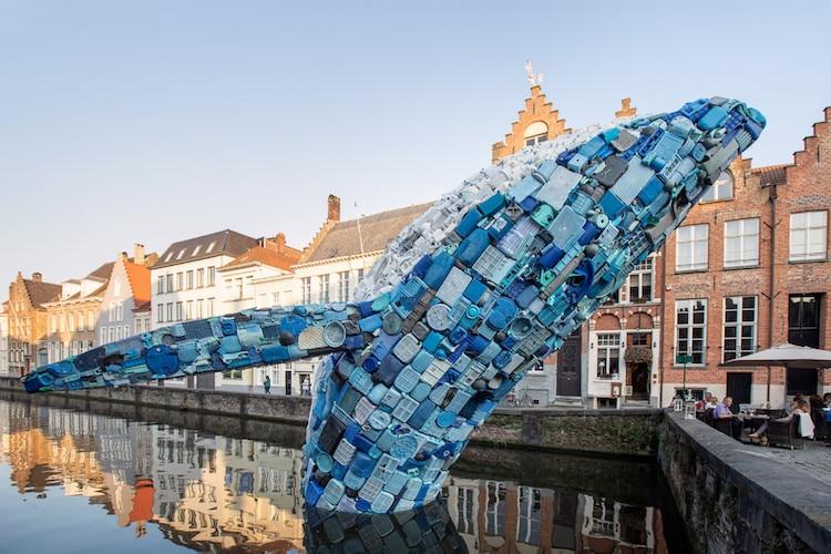 StudioKCA Whale Sculpture