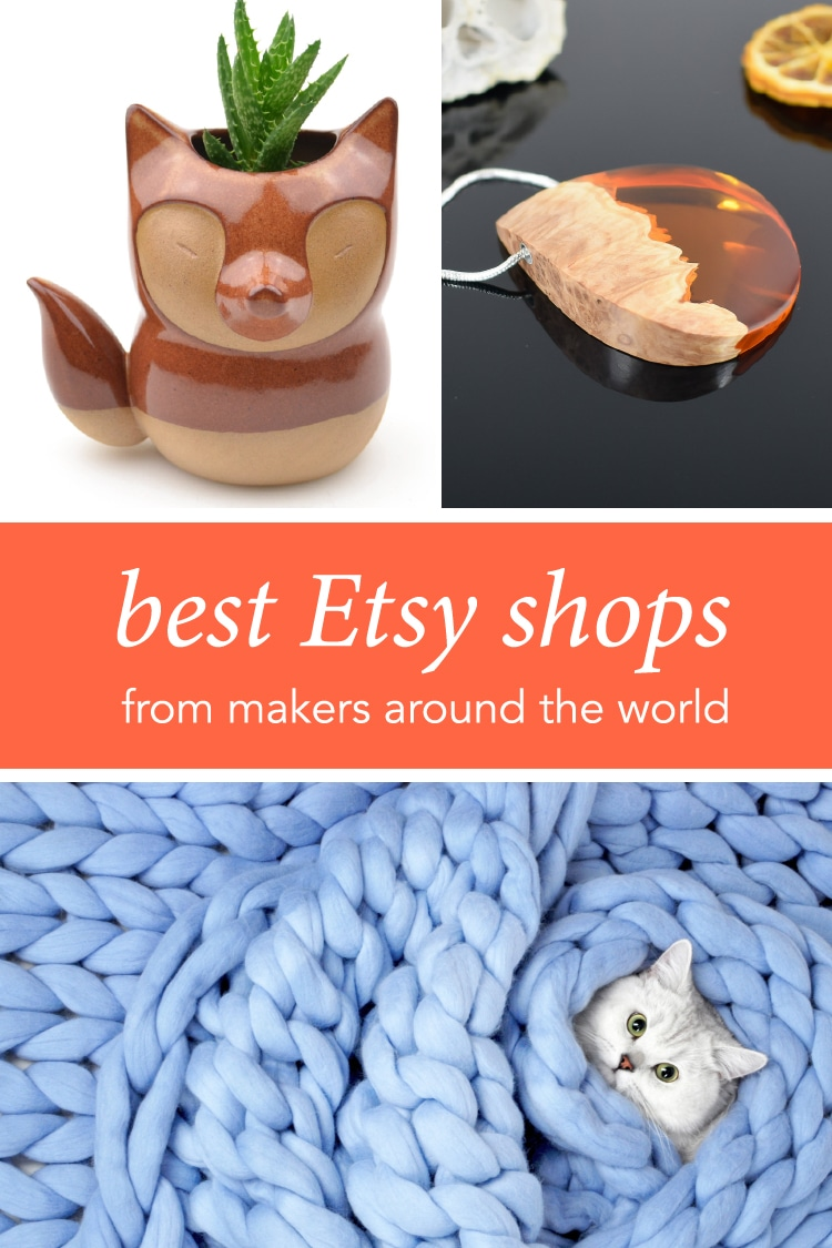 The Best Etsy Shops to Find Unique Fashion Pieces