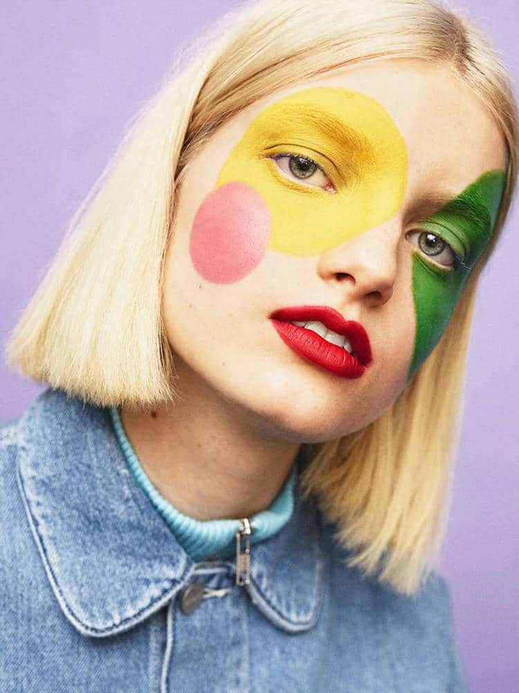 crayola launch makeup collection based on its colorful wax crayons