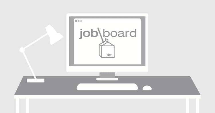 Design Milk - Design Job Board