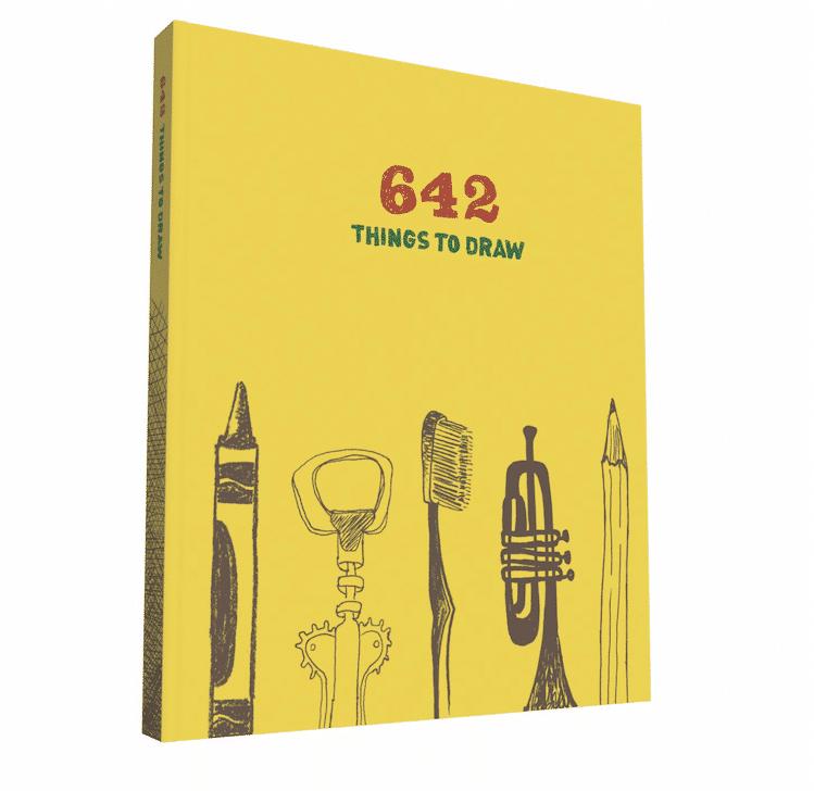 Libro de ideas para dibujar