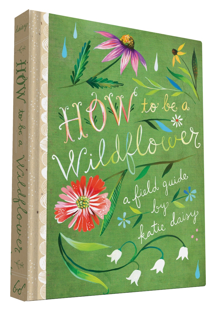 How to be a Wildflower Field Guide by Katie Daisy