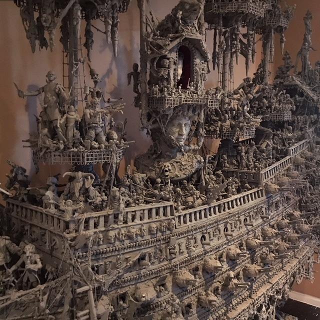 Pirate Ship by Jason Stieva