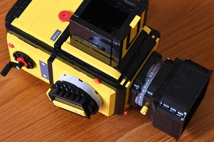 LEGO Camera Hasselblad by Helen Sham