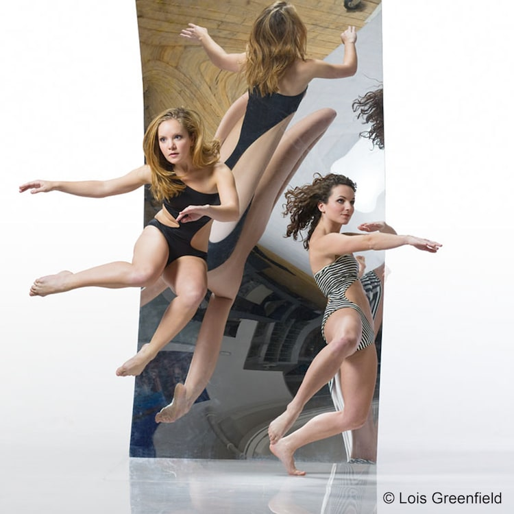 Lois Greenfield Reflected Moments Dance Mirrors