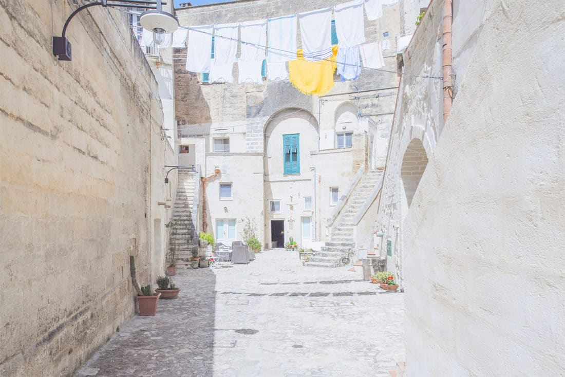 Photo of Matera by Federico Scarchili