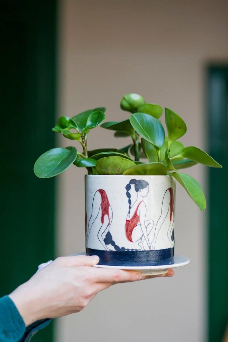 Illustrative Planter