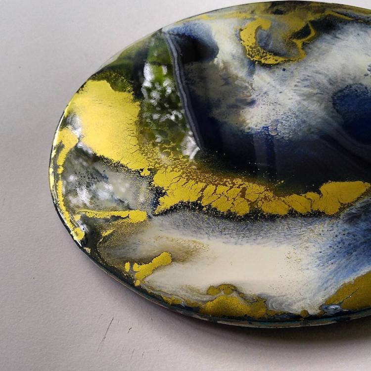Resin Art by Natalie Muir