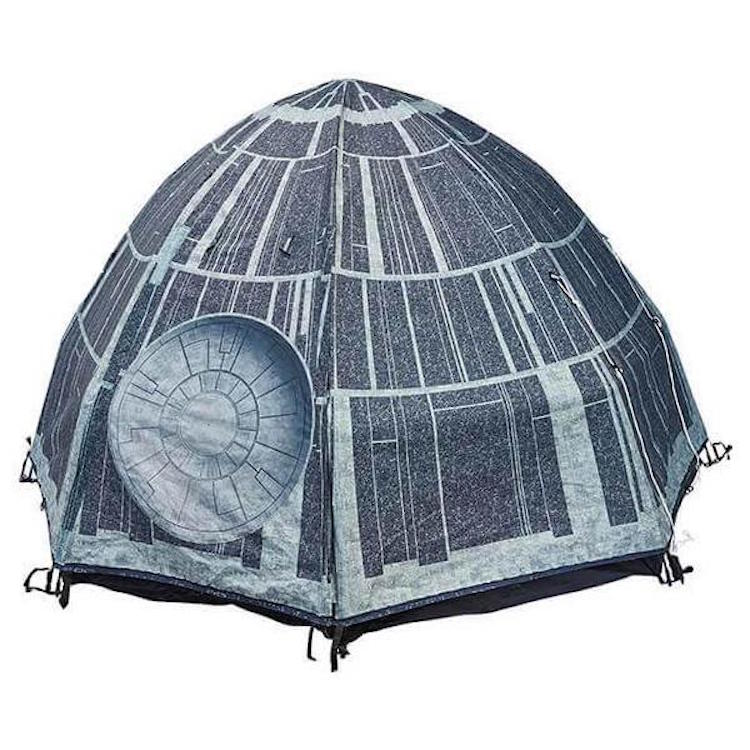 Star Wars Death Star Dome Tent by The Monster Factory