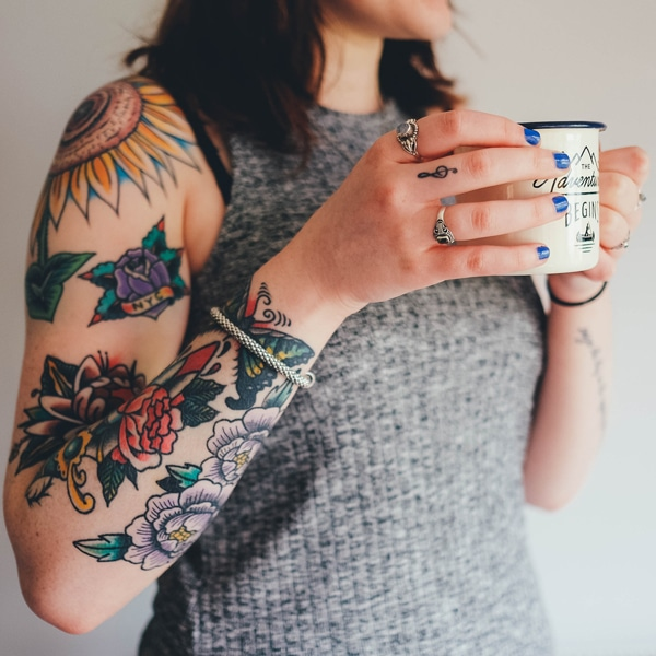 35 Geometric Tattoos That Adorn The Body With Sacred Geometry