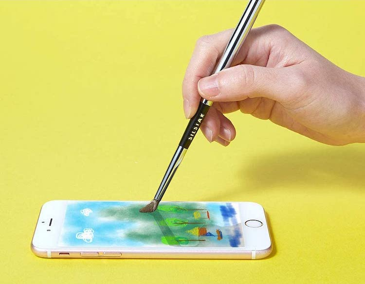 Paintbrush Stylus