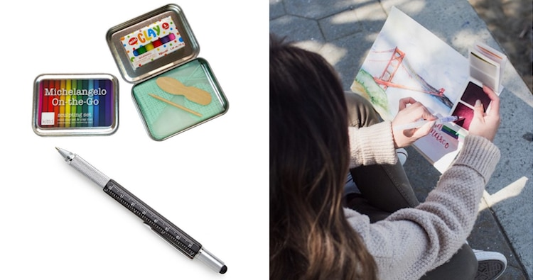 Traveling Artist Travel Art Kit