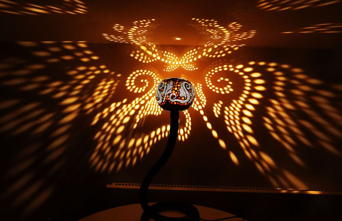 ideas fascinating marvellous white that pictures makes gourd fractal reflections images lamp design