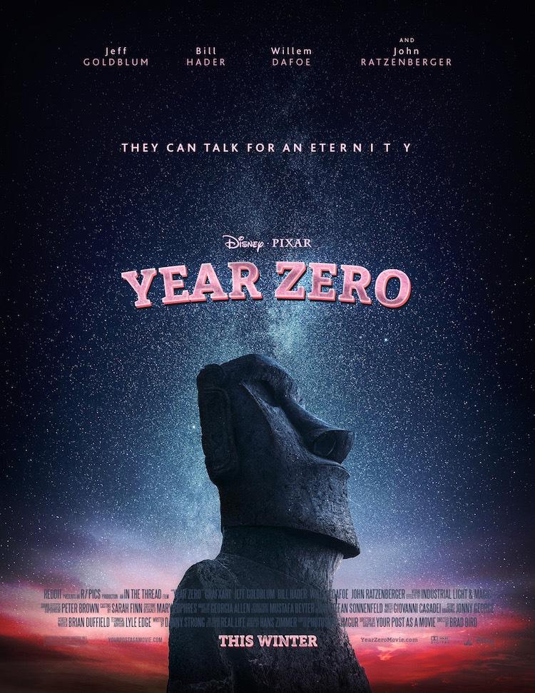Fake Movie Posters on Reddit