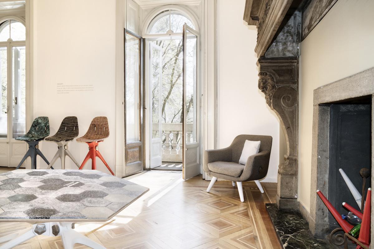 House of Trash in Milan by Miniwiz
