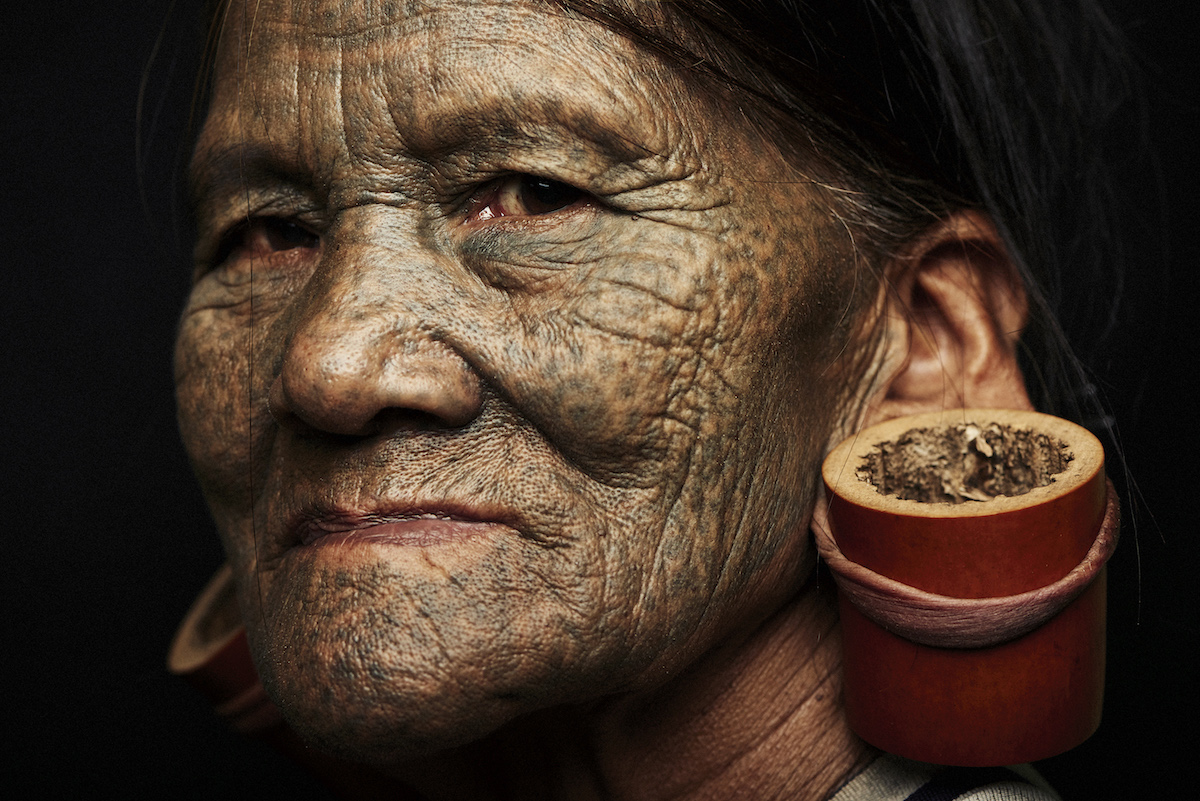 Chin Tribe from Burma by Adam Koziol
