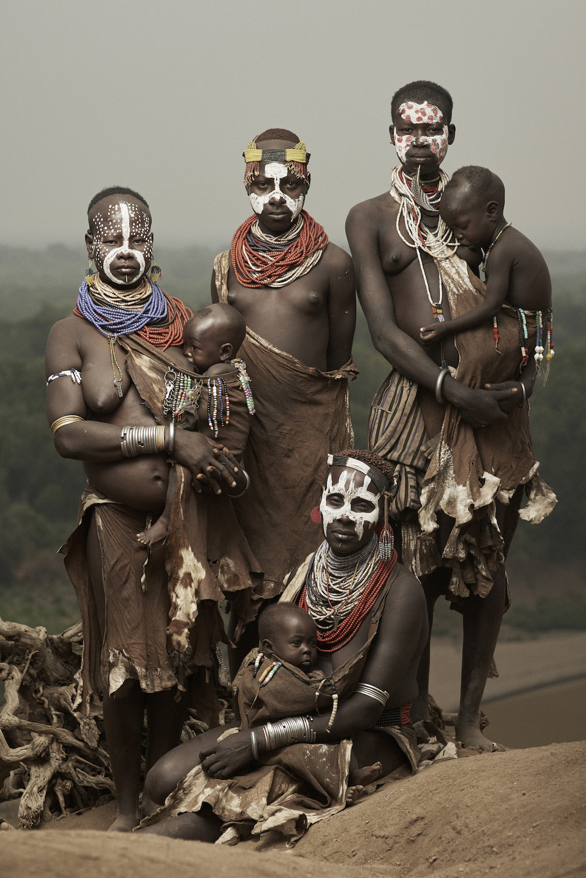 Karo Tribe from Ethiopia by Adam Koziol