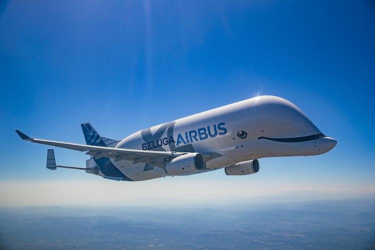 Airbus Beluga XL First Flight
