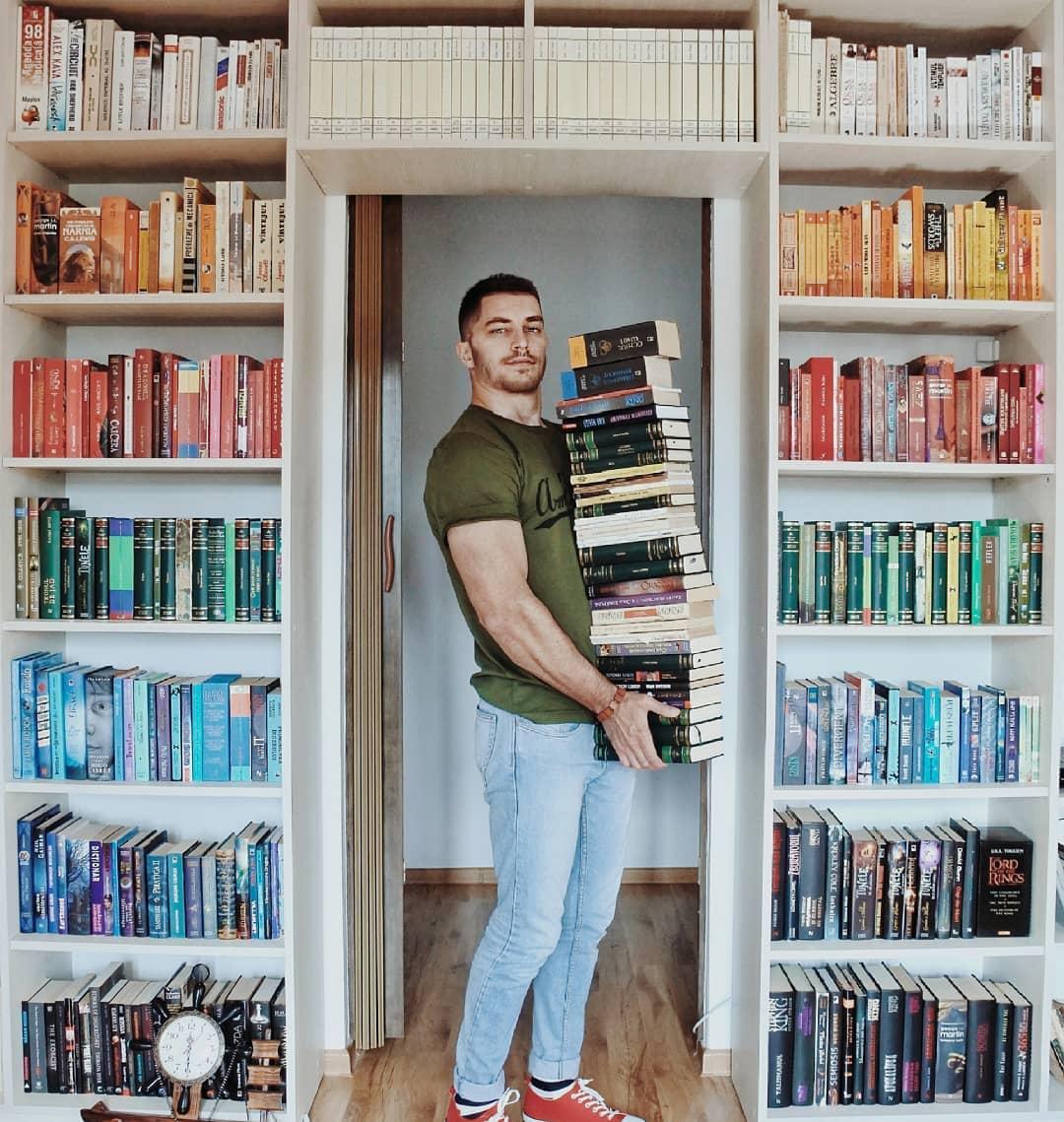 instagram de libros