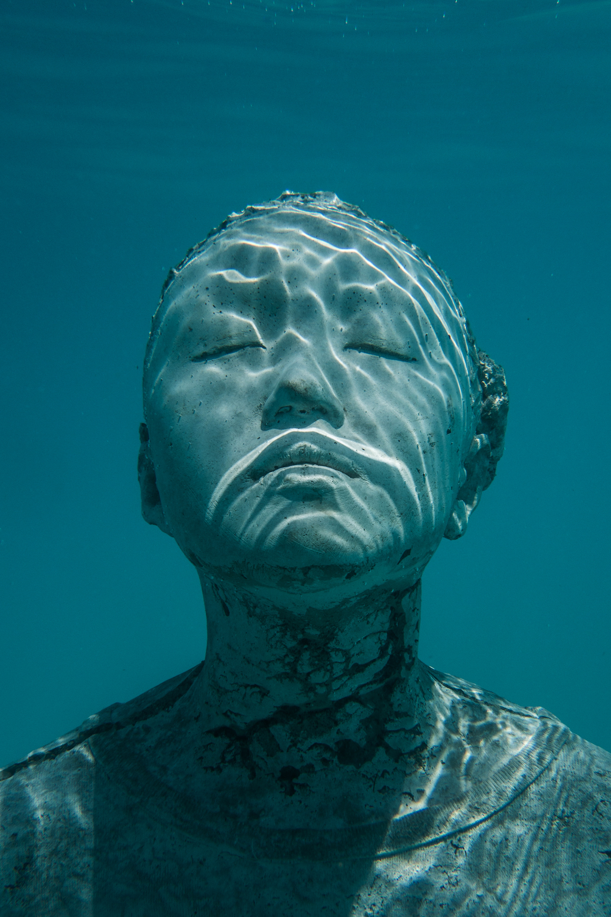 Coralarium by Jason deCaires Taylor