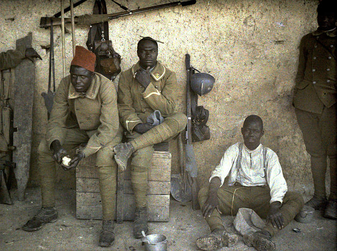WWI Color Photography