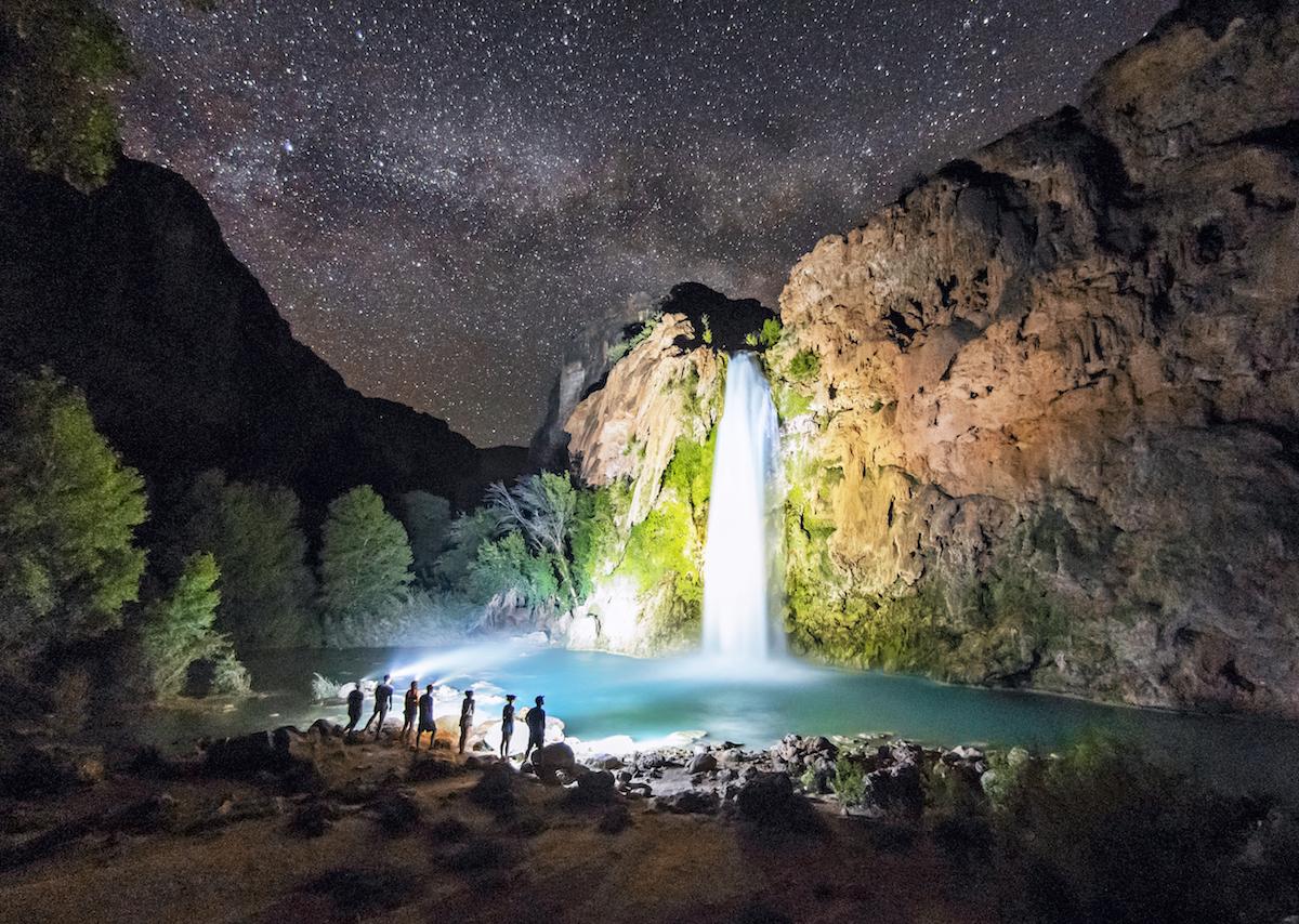 Havasu Falls by Carley Nelson