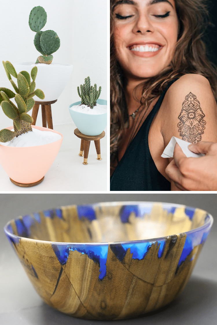 10 Craft Ideas For Adults You Can Find On Pinterest