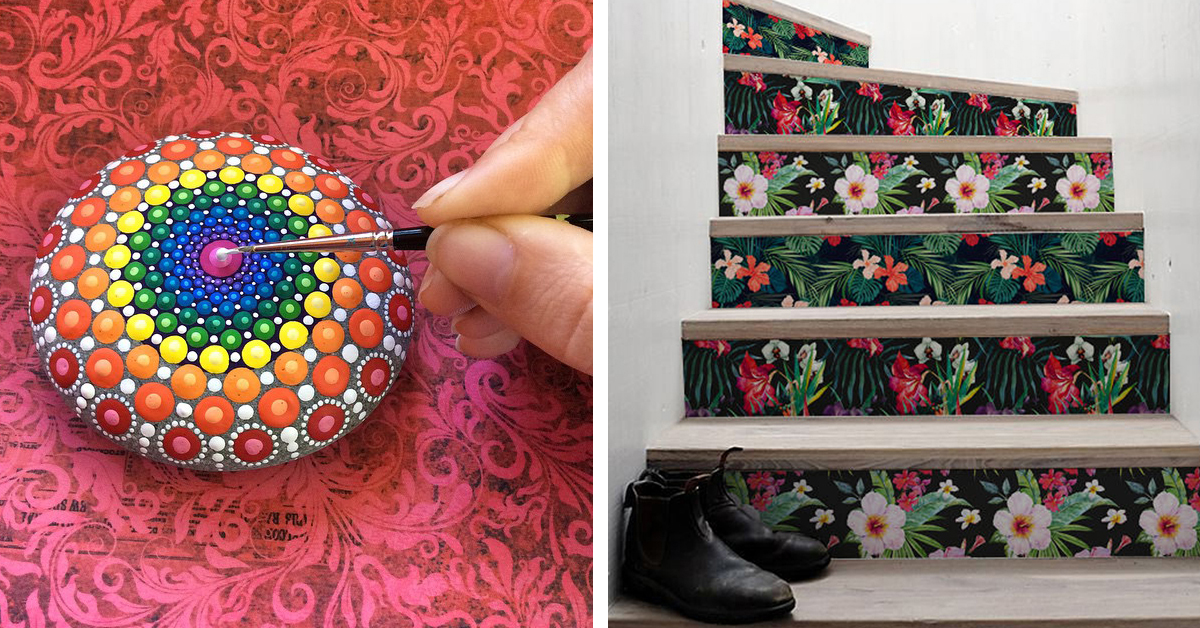 Pinterest Home All: 10 Craft Ideas For Adults You Can Find On Pinterest