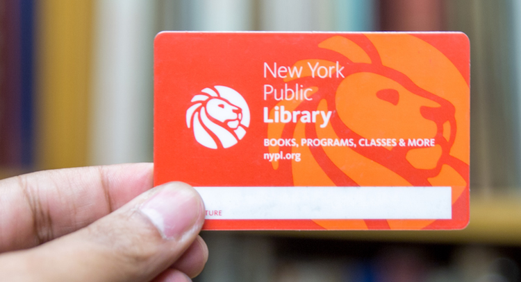 Culture Pass New York City Museums New York Public Library Card