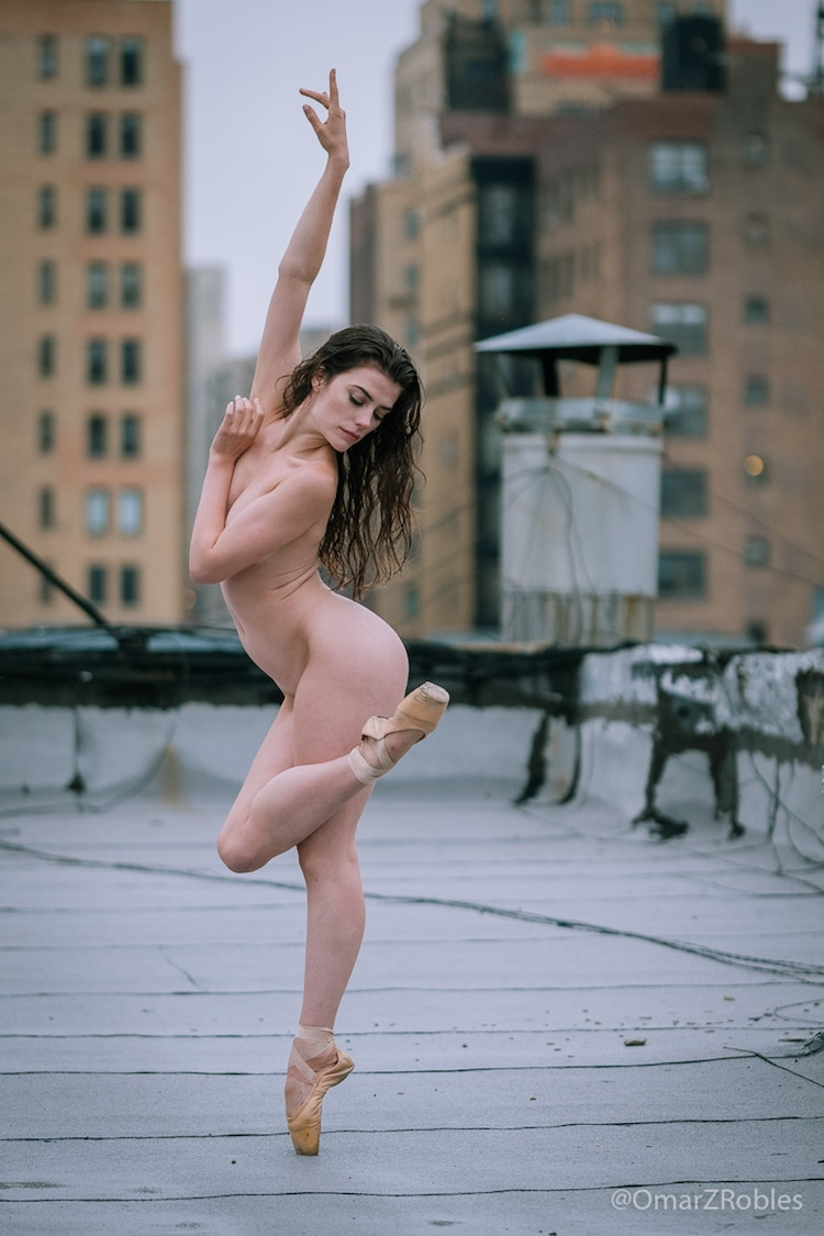 Dance Photography Nude Ballet Dancers NYC by Omar Z Robles