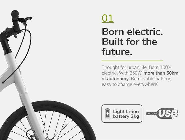 Electric Bike Oh!bike