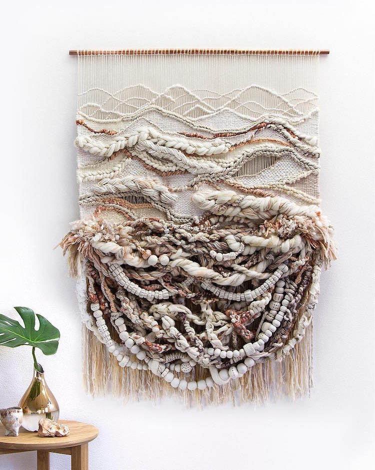 Sisters Craft Fiber Art Wall Hangings Inspired By The