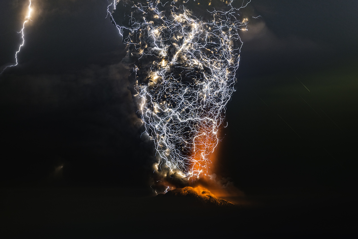 Francisco Negroni Volcano Photography