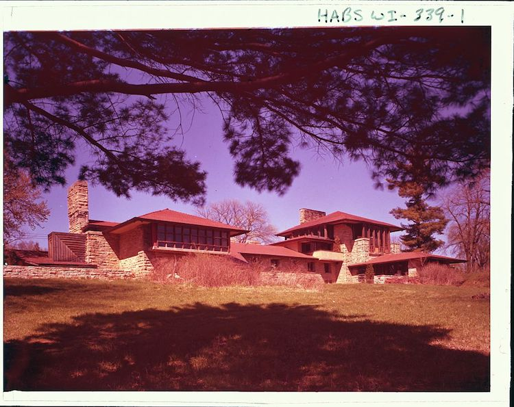 Frank Lloyd Wright - Taliesin Fellowship