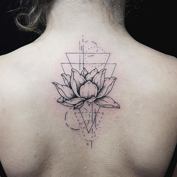 25 Geometric Tattoos That Adorn The Body With Sacred Geometry