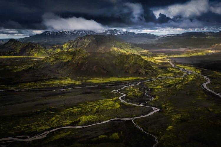 Inner Iceland by Albert Dros