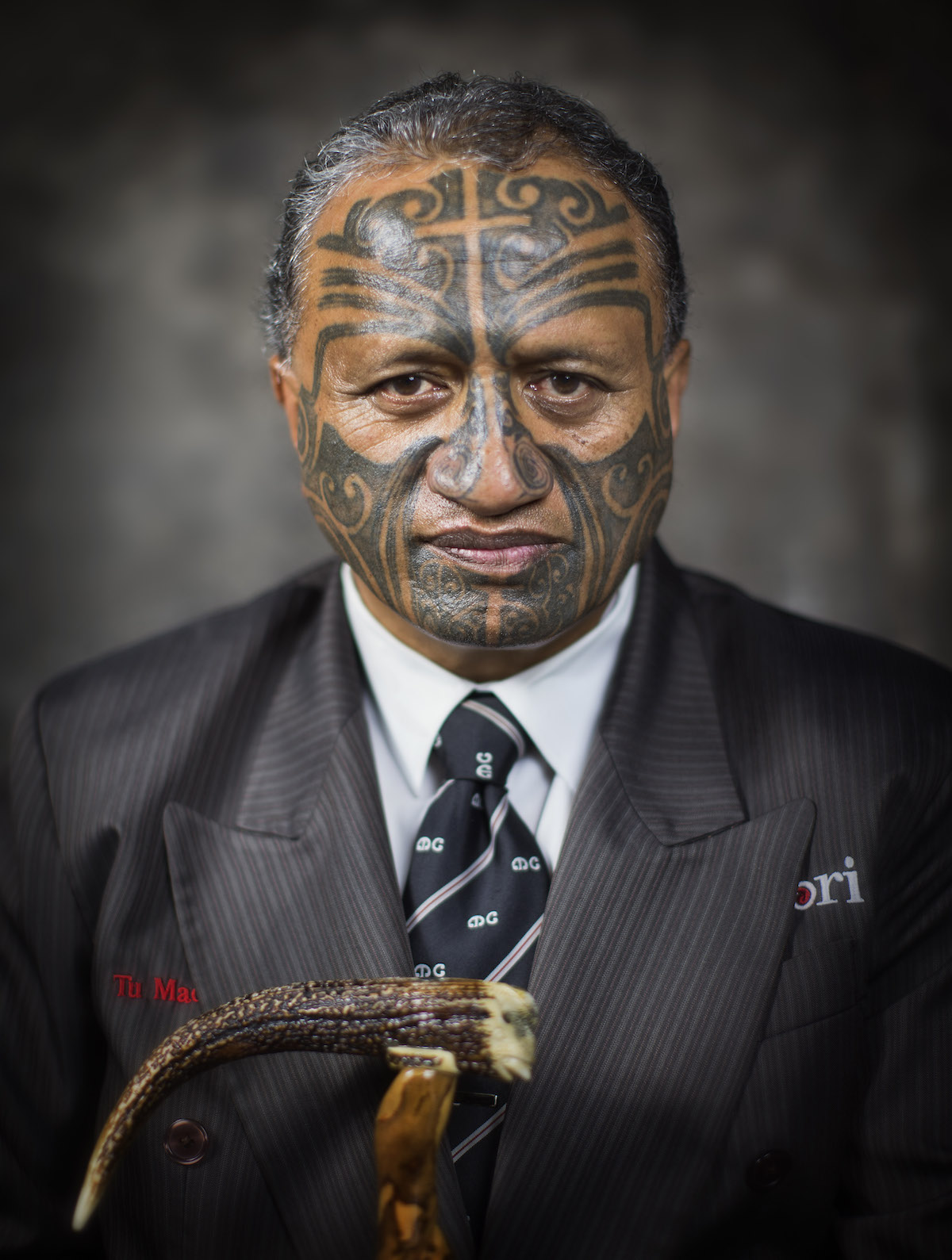 "Maori Face Tattoo Female: Incredible Wet Plate Portraits Of Māori ""Erases"" Tā Moko"