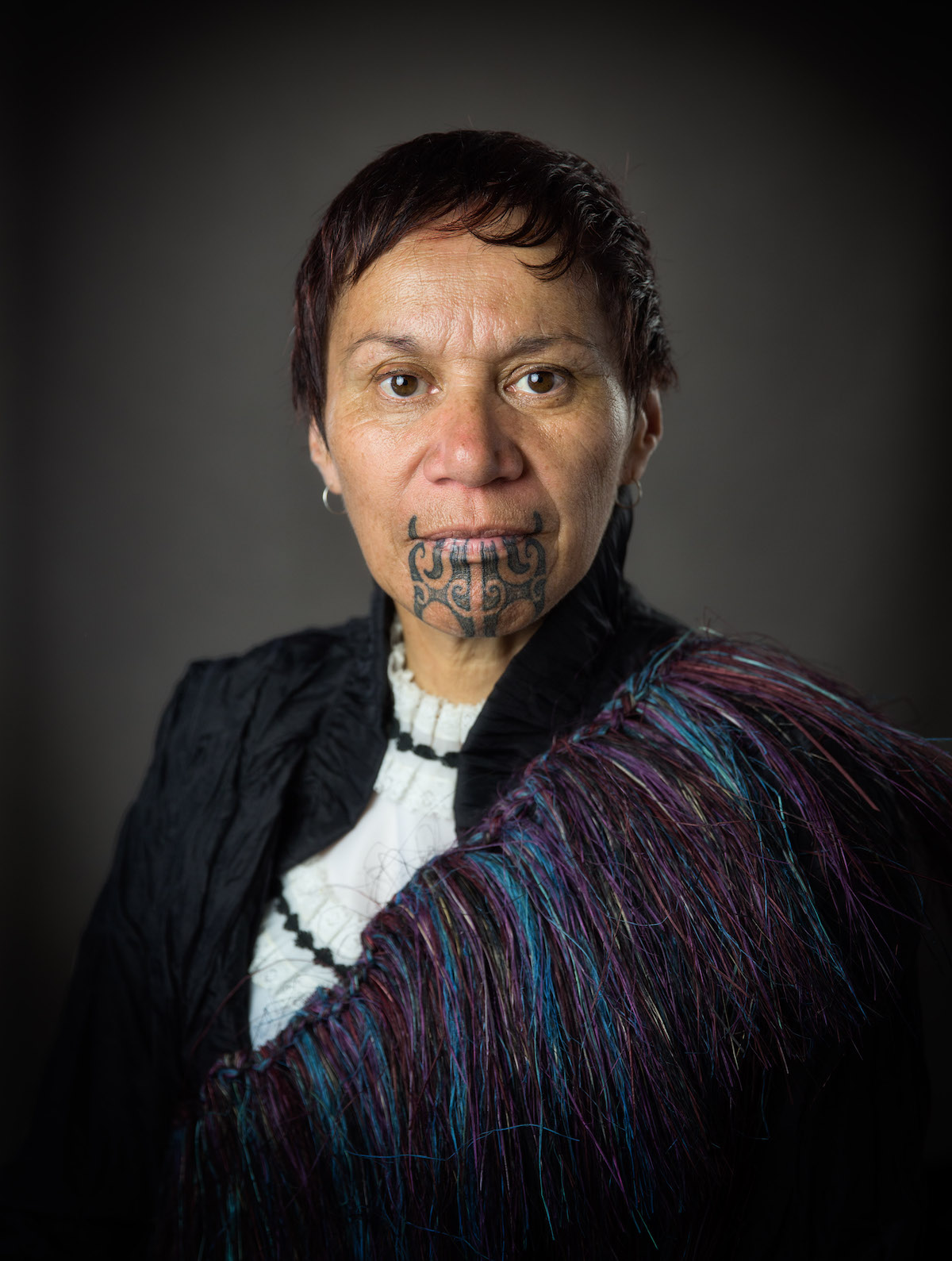 "Māori Tattoos History Practice And Meanings: Incredible Wet Plate Portraits Of Māori ""Erases"" Tā Moko"