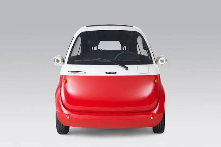 Microlino, a Compact Electric Car
