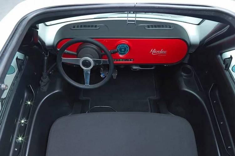 Microlino, a Compact Electric Car