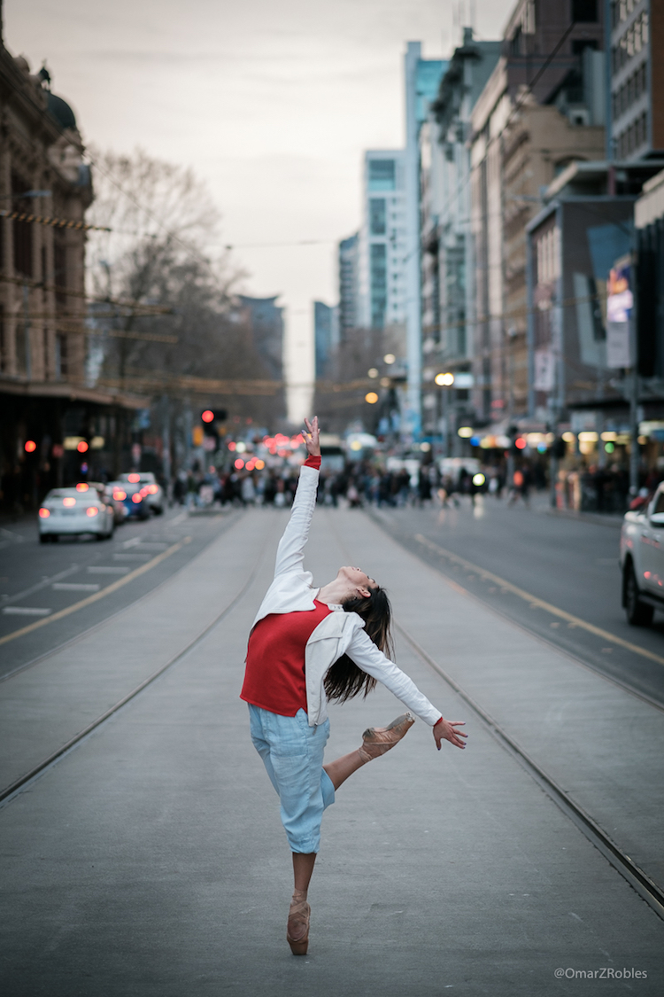 Dance Photography in Melbourne Omar Z. Robles