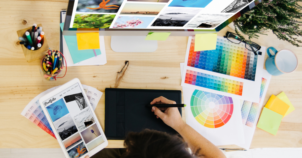 5 Ways To Create The Perfect Portfolio For Your Creative Career