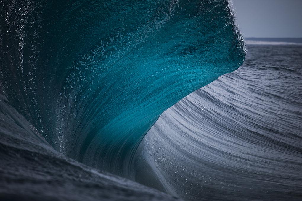Fotografía de Olas del Mar por Ray Collins
