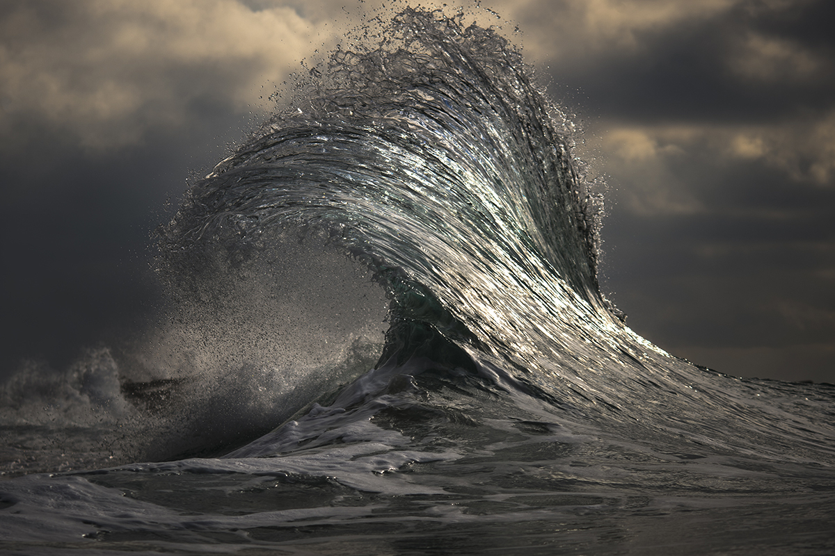 Wave Photo by Ray Collins