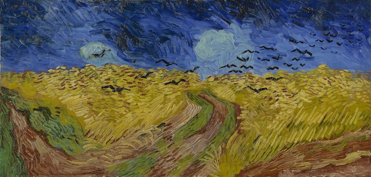 Digitized Van Gogh Art Van Gogh Museum
