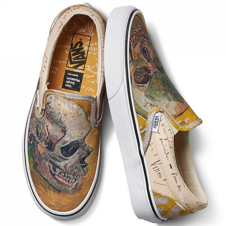 Vans Vincent van Gogh Museum Collection