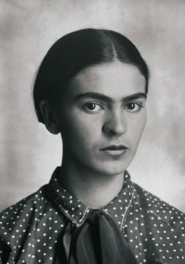 Friday Kahlo photo portrait