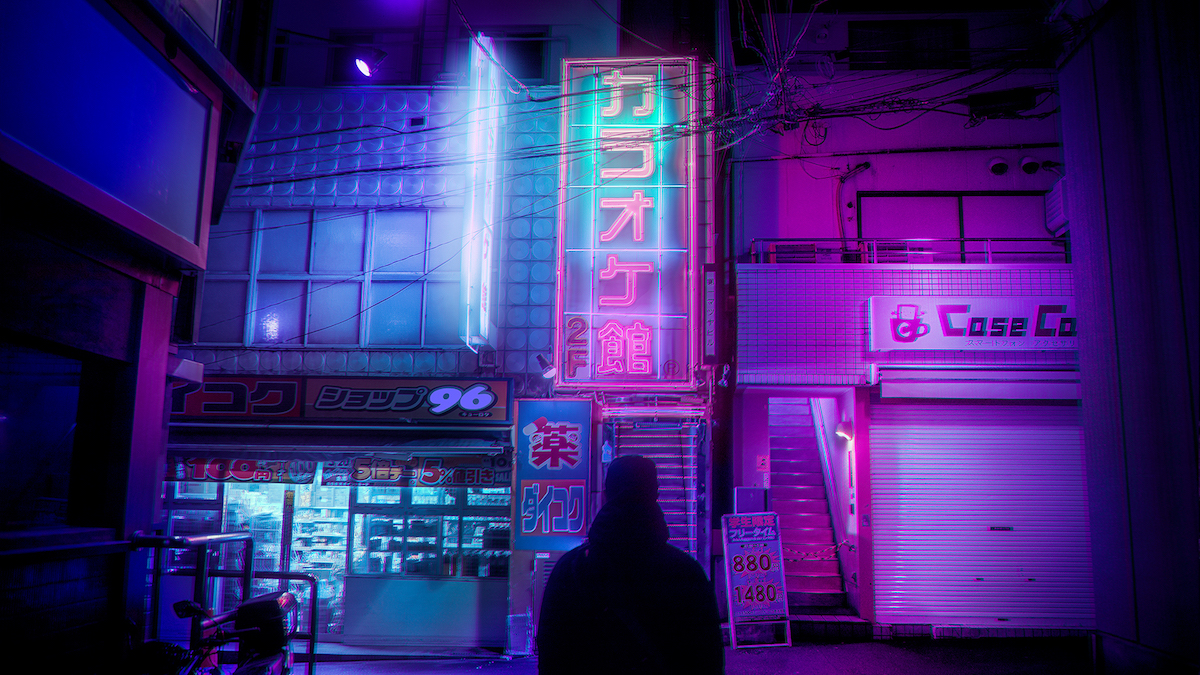 Photo of Tokyo by Liam Wong